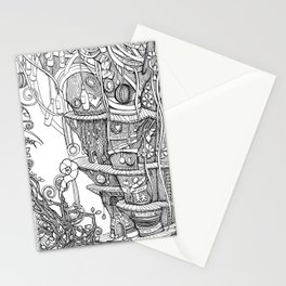 IMAGINATION (comforters, covers, curtains, t-shirts) Stationery Cards