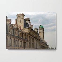 Sorbonne Paris Metal Print