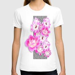 JC FLOWER LEI 2 T-shirt