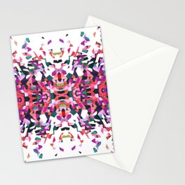 Beethoven abstraction Stationery Cards