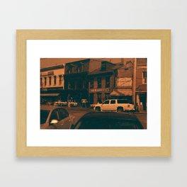 Parlor  Framed Art Print