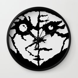 Quake Wall Clock