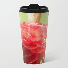 The Flower Goddess Travel Mug
