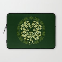 Celtic Carolans Laptop Sleeve