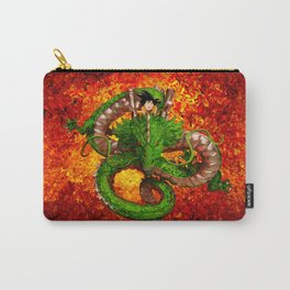 SHEN LONG DRAGON abstract art iPhone 4 5 6 7 case, pillow case, mugs and tshirt Carry-All Pouch