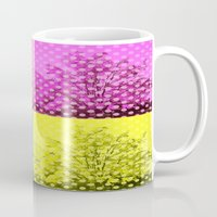 popart Mugs featuring Autum popart by healinglove by Healinglove art products