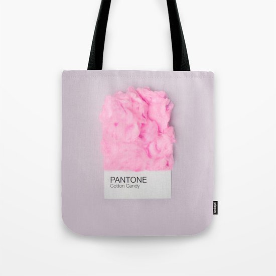 Cotton pantone Tote Bag