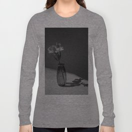 Shadow and flower Long Sleeve T-shirt