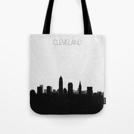 City Skylines: Cleveland Tote Bag