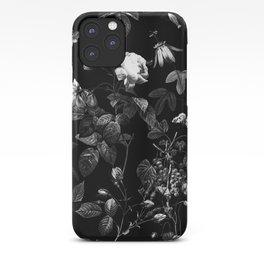 DARK FLOWER iPhone Case