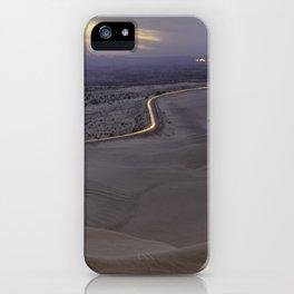 Imperial Sand Dunes iPhone Case