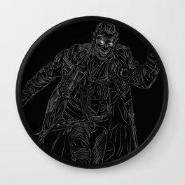 Yondu, GuardiansOfTheGalaxy Wall Clock