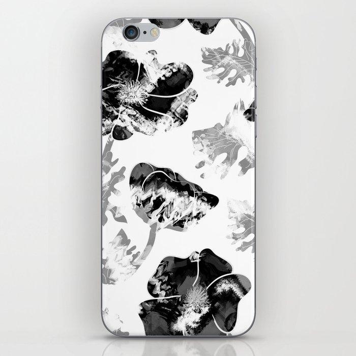 Anemones 2 iPhone Skin