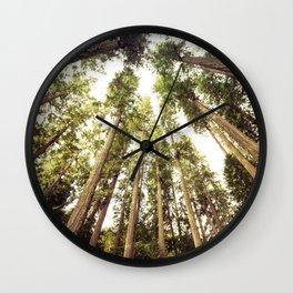 The Canopy Wall Clock