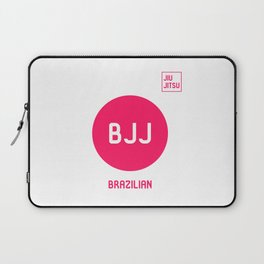 My Favorite Sport is Brazilian Jiu-Jitsu Fun BJJ MMA Laptop Sleeve