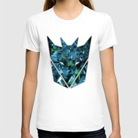 transformers T-shirts featuring Decepticons Abstractness - Transformers by DesignLawrence