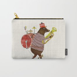 one bear band Carry-All Pouch