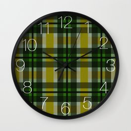 Rock Out 3 Wall Clock