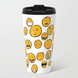 Emoji Family Travel Mug