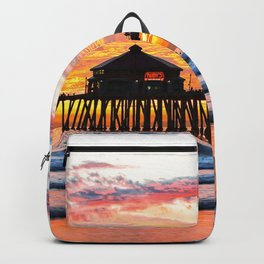 HB SUNSETS  Monsoon Skies Backpack