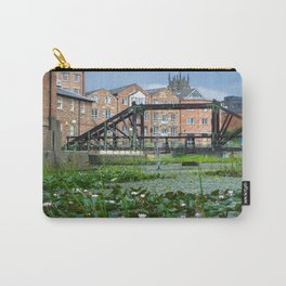 Victoria Quays Leeds  Carry-All Pouch