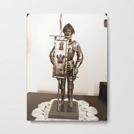 QUIXOTE Metal Print