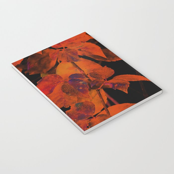 It's Fall II Notebook