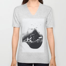 Mountain 46 Unisex V-Neck