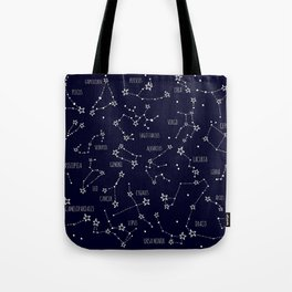 Space horoscop Tote Bag