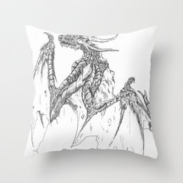 The Last of Them Throw Pillow