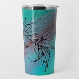 Deep light Travel Mug