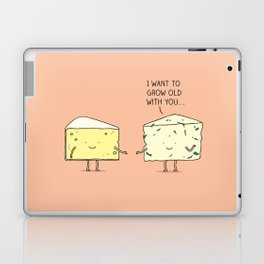 Matured cheese Laptop & iPad Skin