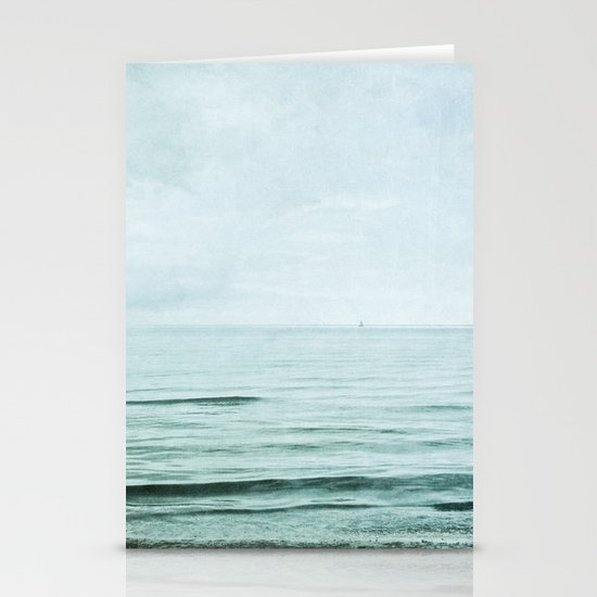 distance I Stationery Cards