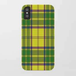 Checkered style iPhone Case