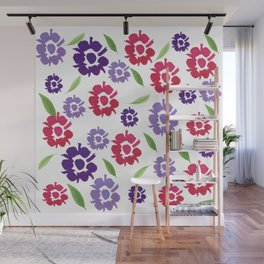 Red Bud Wall Mural