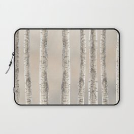 Birches-Winter Laptop Sleeve