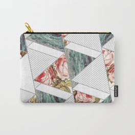 Sea roses Carry-All Pouch