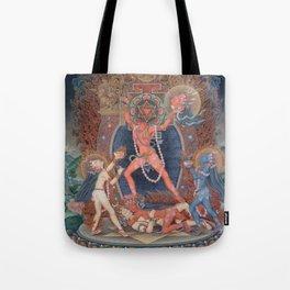 Hindu - Kali 3 Tote Bag