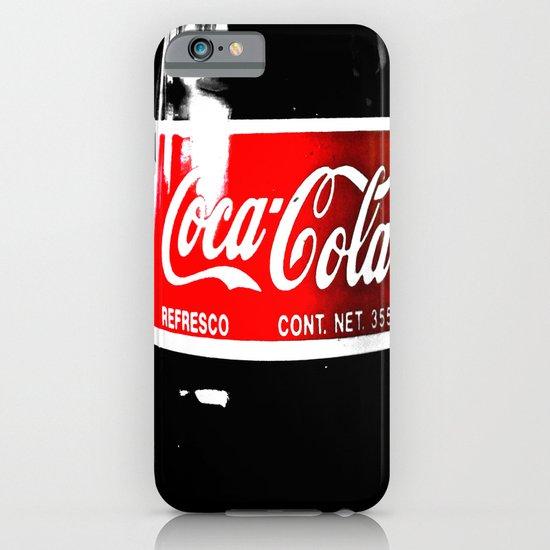 Coca-Cola Nostalgia iPhone & iPod Case