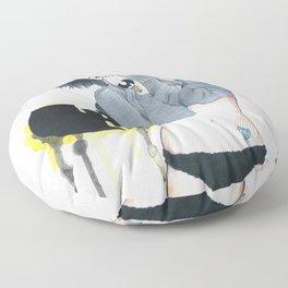 The Love Of Wutang Floor Pillow