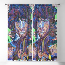 Into the Doors of Perception Blackout Curtain