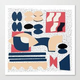 1 de 22 Canvas Print