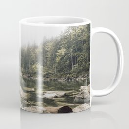 Pale lake - landscape photography Coffee Mug