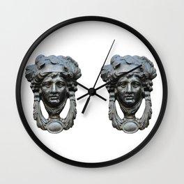 Nice pair of knockers Wall Clock