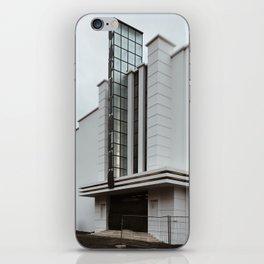Lisboa Art Deco #06 iPhone Skin