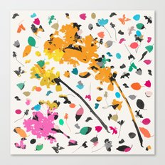 scatter 1 Canvas Print