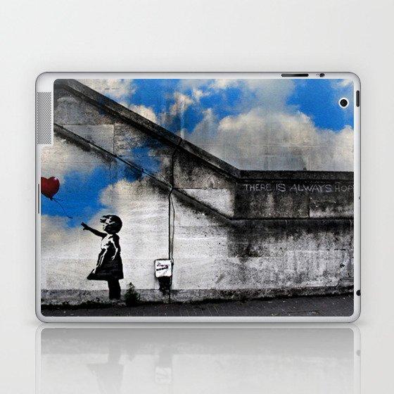 A Balloon to the Wind Laptop & iPad Skin