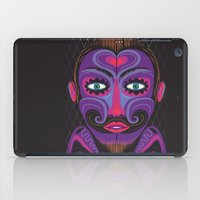 clown iPad Cases featuring Clown by charker