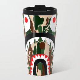 Bape Camo Travel Mug