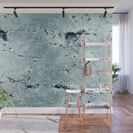 Old Stone Wall - textured VII Wall Mural